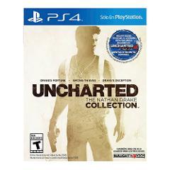 Compara precios de Uncharted: The Nathan Drake Collection PlayStation 4
