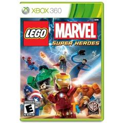 Lego Marvel Super Heroes Xbox 360 preview