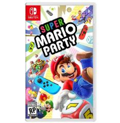 Super Mario Party Nintendo Switch preview