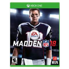 Madden NFL 18 Xbox One preview