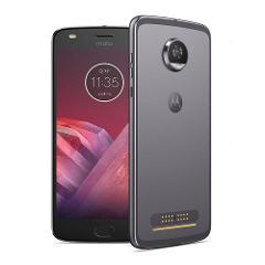 Compara precios de Smartphone Motorola  Moto Z2 Play 64 GB Gris Desbloqueado