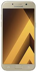 """Compara precios de Samsung Galaxy A5 (2017) SM-A520F 4G 32GB Oro - Smartphone (13.2 cm (5.2""""), 32 GB, 16 MP, Android, 6.0.16, Oro)"""