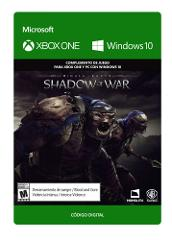 Compara precios de Middle-Earth: Shadow Of War - Slaughter Tribe Nemesis Expansion Xbox One