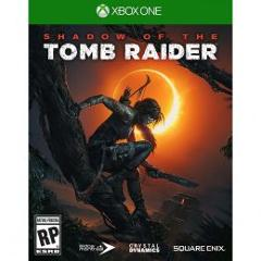 Shadow of the Tomb Raider Xbox One preview