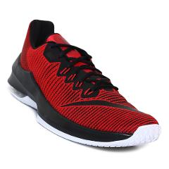 Tenis Nike Air Max Infuriate 2 Low - Rojo y Negro preview