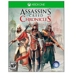 Compara precios de Assassin's Creed Chronicles Trilogy Xbox One