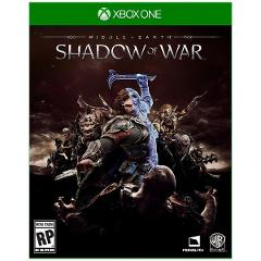 Compara precios de Middle Earth: Shadow of War Xbox One