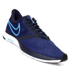 Compara precios de Tenis Nike Zoom Strike - Azul Marino y Blanco