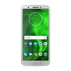 Compara precios de Smartphone Motorola  Moto G6 32 GB Silver
