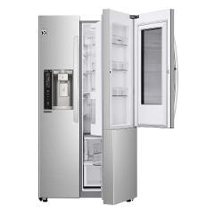Refrigerador LG GS73SXS 26 p3 Plata thumbnail
