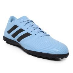 Compara precios de Tenis de Futbol Adidas Nemeziz Messi Tango 18.4 TF - Azul y Negro