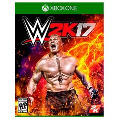 WWE 2K17 Xbox One preview