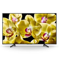 "Sony - Pantalla de 75"" - Plana -4K Ultra HD - Smart TV con Android TV - XBR-75X800G - Negro preview"