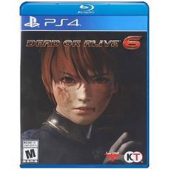 PS4 DEAD OR ALIVE 6 (ENG/FRA) preview