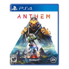 Anthem PlayStation 4 preview