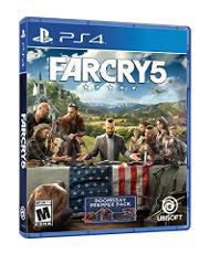 Compara precios de Far Cry 5 Limited Edition PlayStation 4
