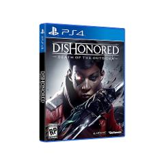Dishonored: Death of the Outsider PlayStation 4 thumbnail