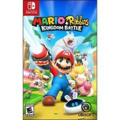 Mario + Rabbids: Kingdom Battle Nintendo Switch preview