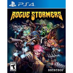 Rogue Stormers PlayStation 4 preview