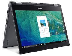 Compara precios de Acer Spin 5 Full HD Touch, 8 Gen Amazon Alexa habilitado, 8 GB DDR4, 256 GB SSD, Intel Core i5, Gris Acero, 13-13.99 Inches