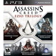 Compara precios de Assassins Creed Ezio Trilogy PlayStation 3