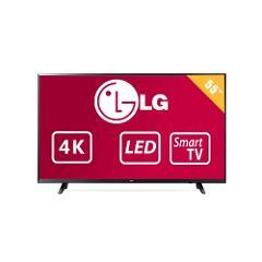 """Compara precios de Televisor LG 55UJ6200 55"""" 4K SmartTV"""