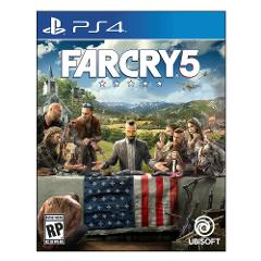 Far Cry 5 Limited Edition PlayStation 4 preview