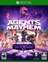 Compara precios de Agents of Mayhem Day One Edition Xbox One