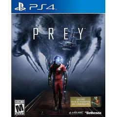 Prey PlayStation 4 preview