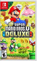 Nintendo Switch New Super Mario Bros. U Deluxe preview