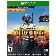 Playerunknown's Battlegrounds Xbox One thumbnail