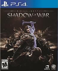 Compara precios de Middle Earth: Shadow of War PlayStation 4