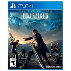 Final Fantasy XV PlayStation 4 preview
