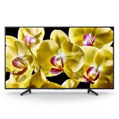 "Sony - Pantalla de 49"" - Plana -4K Ultra HD - Smart TV con Android TV - XBR-49X800G - Negro preview"