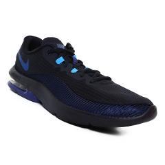 Compara precios de Tenis Nike Air Max Advantage 2 - Negro y Azul Marino