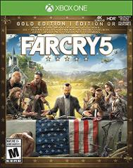 Compara precios de Far Cry 5 Gold Edition Xbox One
