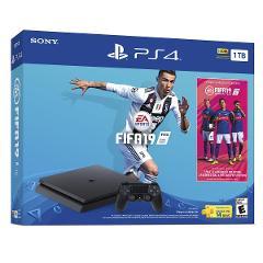 Compara precios de Consola PS4 Fifa 19 1TB