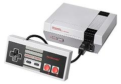 Compara precios de Consola Nintendo Mini NES - Classic Edition / 30 Juegos 1 Control