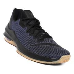 Compara precios de Tenis Nike Air Max Infuriate 2 Low - Negro y Marrón