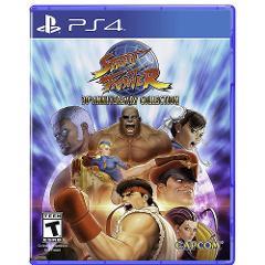 Compara precios de Street Fighter 30th Anniversary Collection PlayStation 4