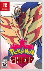 Nintendo Switch - Pokemon Shield - Aventura preview
