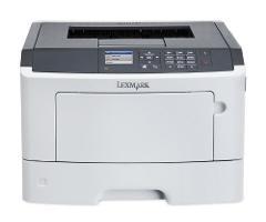 Lexmark Lex 35SC300 Impresora Láser Inalámbrico, Color Blanco y Negro preview