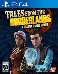 Tales From the Borderlands PlayStation 4 thumbnail