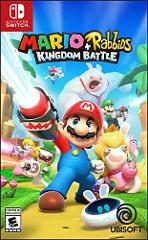 Mario + Rabbids: Kingdom Battle Nintendo Switch thumbnail
