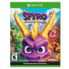 Spyro Reignited Trilogy Xbox One thumbnail