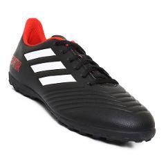 Compara precios de Tenis de Futbol Adidas Predator Tango 18.4 TF - Negro y Rojo