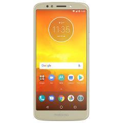 Compara precios de Smartphone Moto E5 16GB Dorado At&t