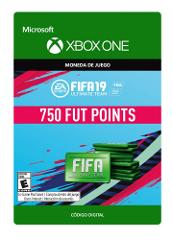 Compara precios de FIFA 19: Ultimate Team FIFA Points 750 Xbox One