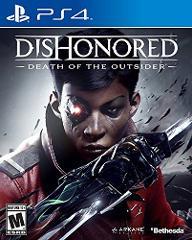 Compara precios de Dishonored: Death of the Outsider PlayStation 4