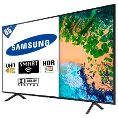 "Televisor Samsung UN65NU7100FXZX	65"" 4K Smart TV preview"